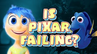 Is Pixar FAILING? (Are They Making TOO Many Sequels?)