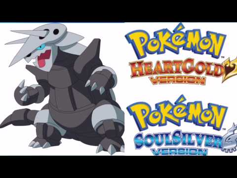 Pokemon HeartGold/SoulSilver - How to get Aggron!
