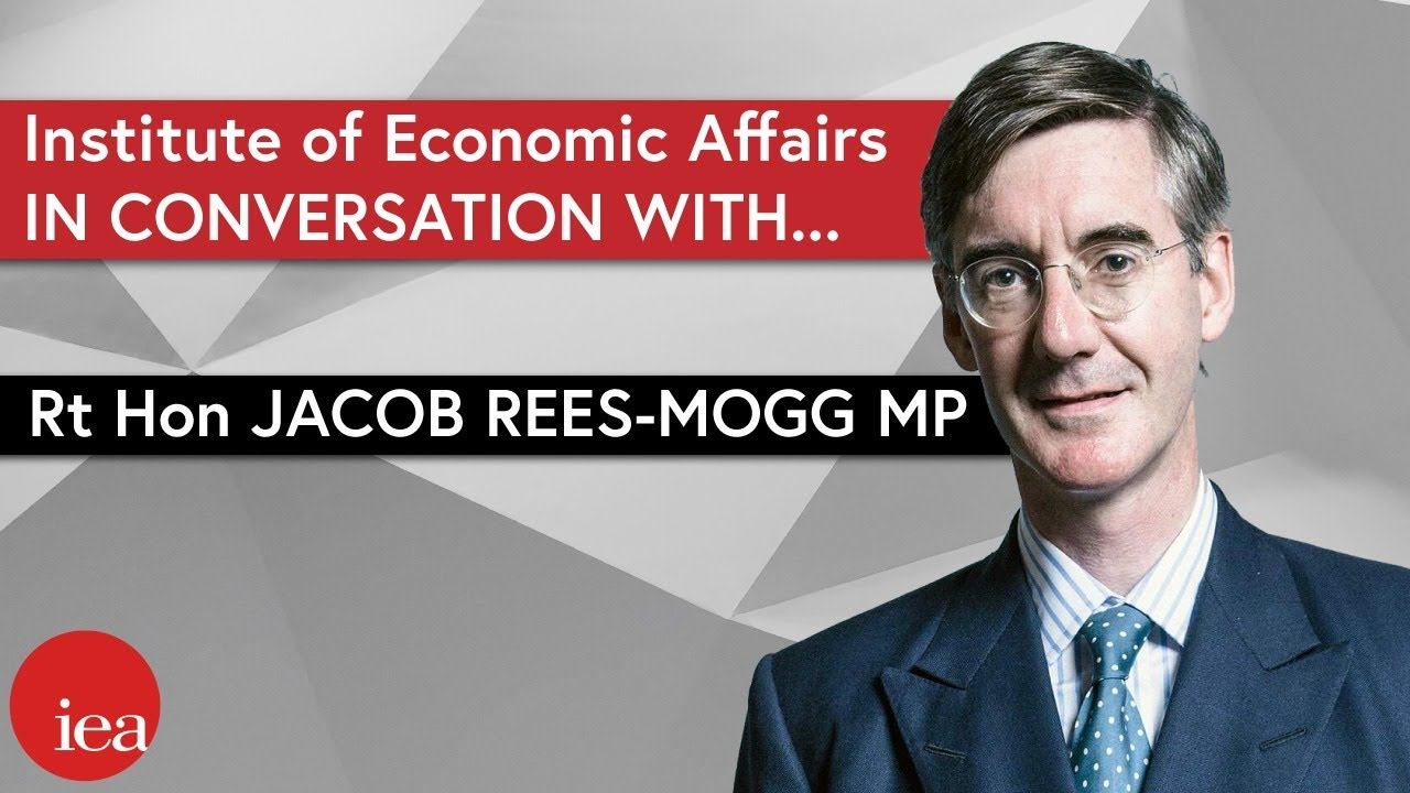 In Conversation with The Rt Hon Jacob Rees-Mogg