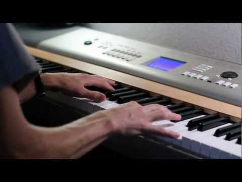 Cinematic Piano Composition with Alicia's Keys