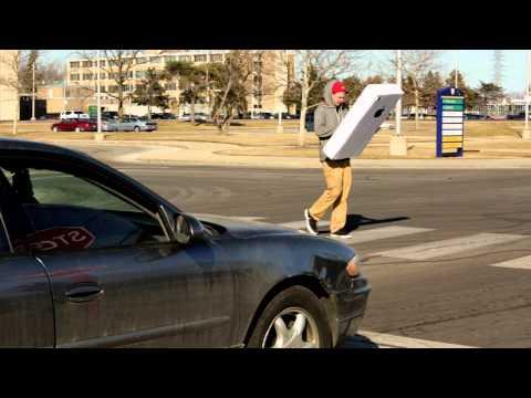 Distracted Walking- Social Marketing Campaign
