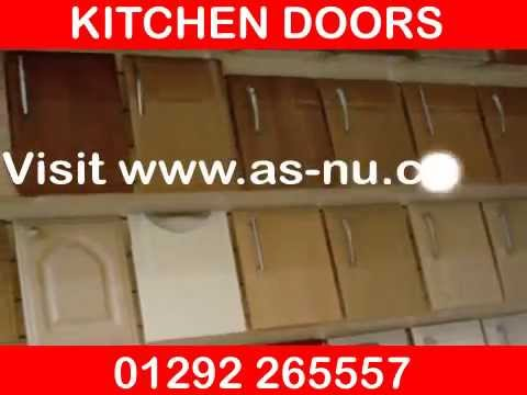 Bring your kitchen back to life - Replace your kitchen door and drawer fronts !