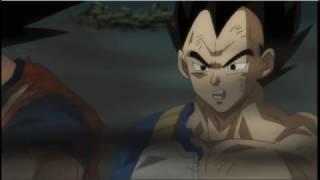 Goku Summons Zeno + Zeno erases Future Trunks Timeline