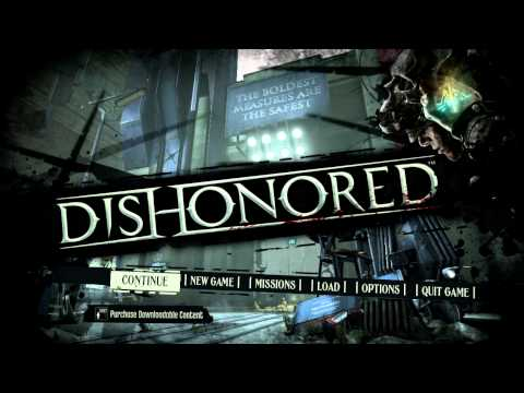 Dishonored charity stream!  Kill all the things!