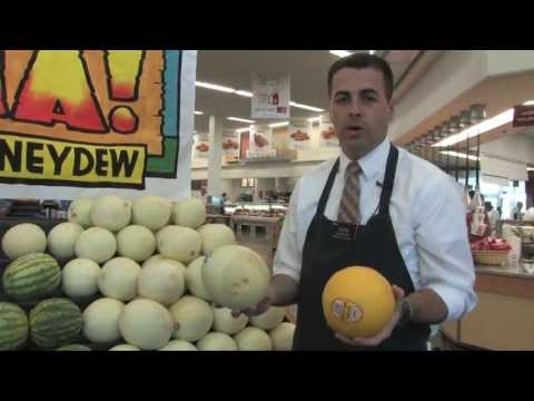 How to Pick Out a Ripe Honeydew
