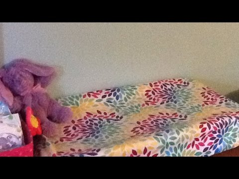 How To Make A Custom Changing Pad Cover - DIY Crafts Tutorial - Guidecentral
