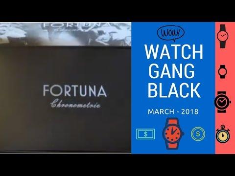 Watchgang Black Subscription March 2018