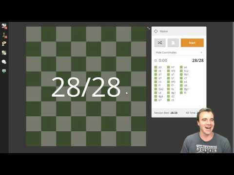 Vision And Calculation Training on Chess.com