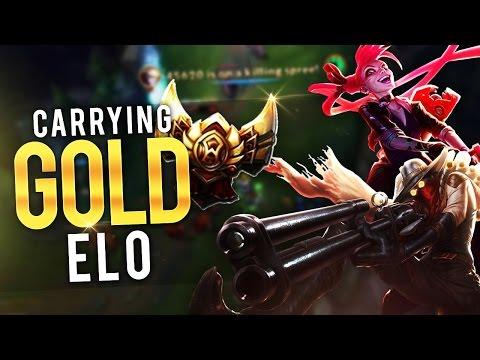 Gosu - CARRYING GOLD ELO
