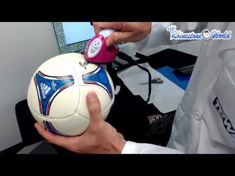 TRW Lab #2: How To Create A Custom Soccer Ball with Easyweed Stretch