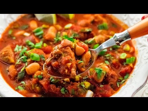 Mexican Pork Stew -  Jo Cooks