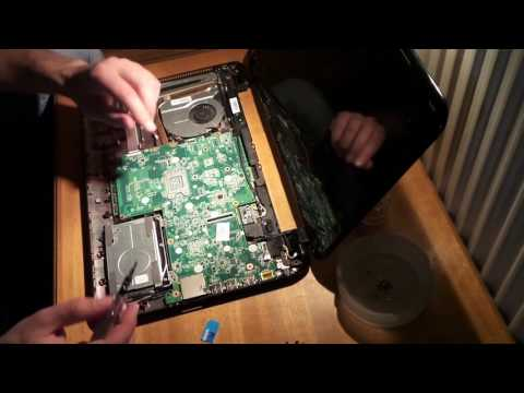 hp Pavilion hp protectsmart{how to open disassembly}