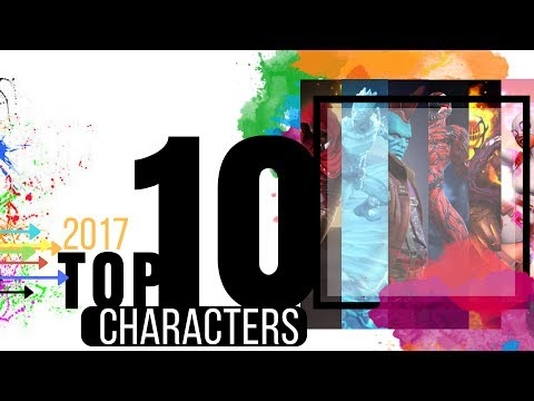Top 10 Characters Released in 2017 | Marvel Contest of