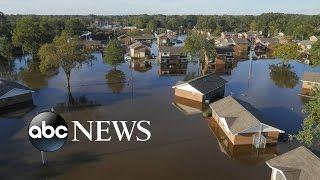 North Carolina Flooding Continues After Hurricane Matthew