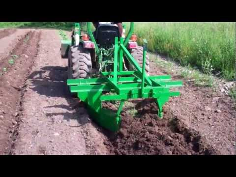 Potato Hiller/ Raised bed cultivator