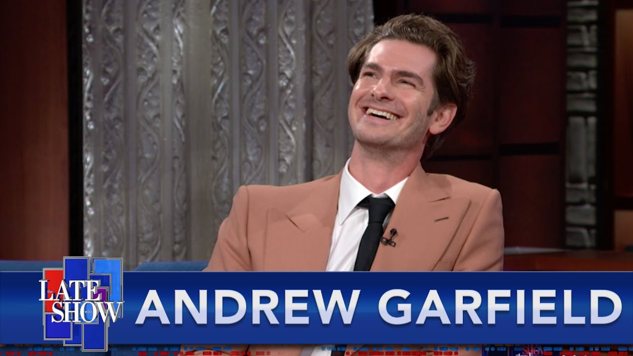 """""""A Hero To Me"""" - Andrew Garlfield On Working With Mike Nichols"""