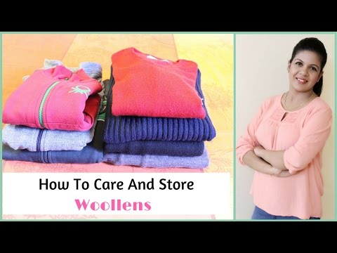 How To Care And Store Woollens | Vacuum Storage Bags Guide