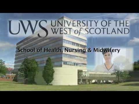 UWS Health, Nursingand Midwifery Advert AUG 2016