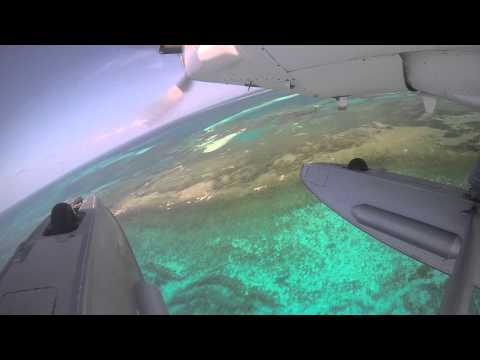 Key West Seaplane Adventures Flight to the Dry Tortugas in the Florida Keys