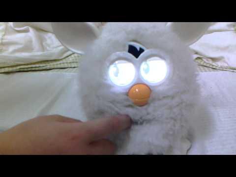 Furby's sleep