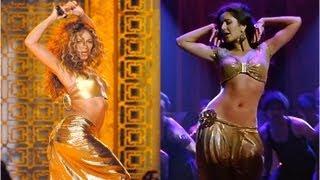 Shakira vs Katrina