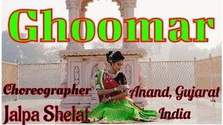Ghoomar Dance Choreographed by Jalpa Shelat