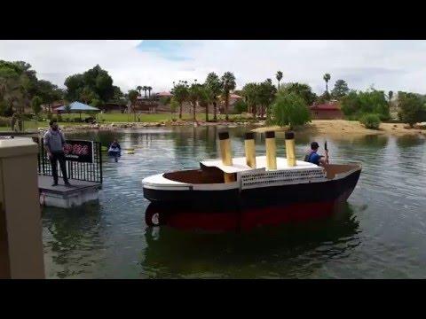 Pirate Fest 2016- Zappos Cardboard Regatta-Pirates of Pop