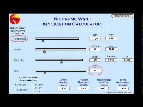 Power Supply Calculations - HWFCI