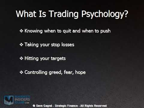 How  to Control Your Emotions When Trading - Part 1