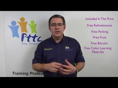 PTTC SIA Door Supervisor Course Intro Video Nov 14