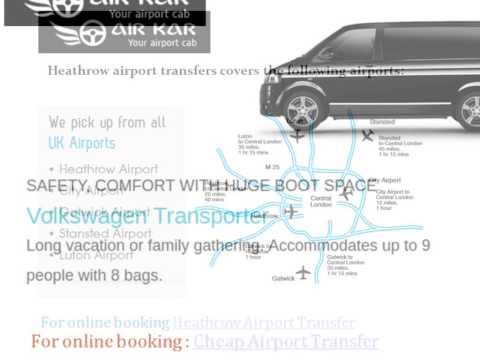 Cheap Airport Transfer   Airport Transfers London   london Airport Transfers