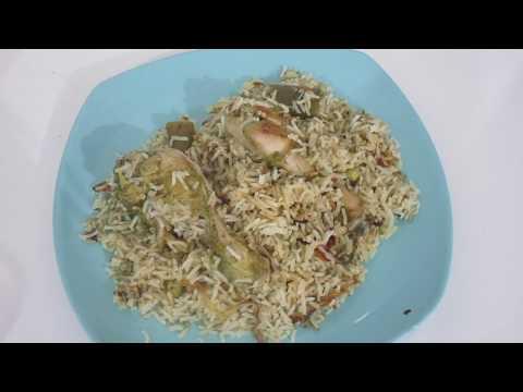 Kachay Gosht Ki Biryani Recipe (in Urdu)