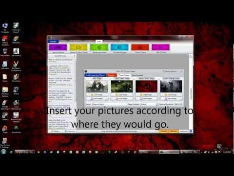 How to Create Custom Xbox 360 Themes (2012 Dashboard)