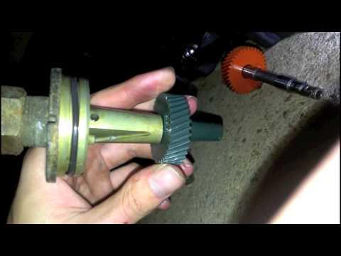 89 Cherokee Speedometer Gear Calibration