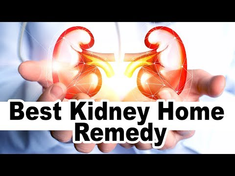 The Best Home Remedy for Your Kidneys