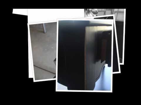 Black Furniture Painting Tutorial
