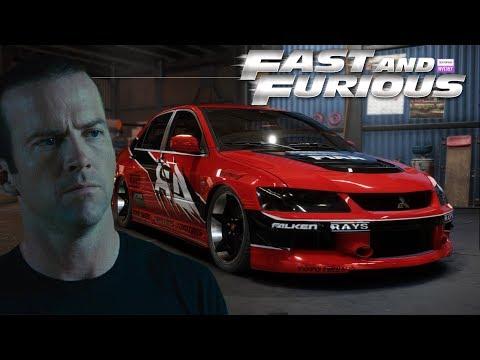 Need For Speed Payback  Sean´s Evo (Mitsubishi Lancer Evolution IX) Fast & Furious Tokio Drift