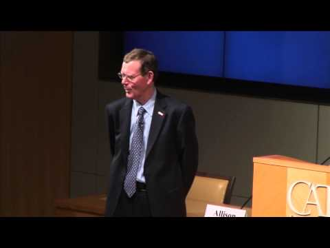 John A. Allison Discusses 'The Financial Crisis and the Free Market Cure'