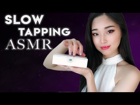 [ASMR] Slow Tapping and Gentle Whispers