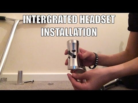 How To : Install a Intergrated headset on your scooter