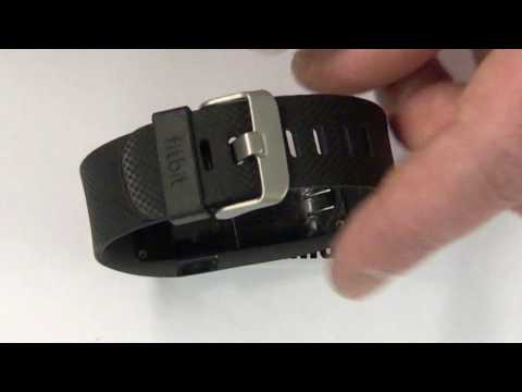How to Remove / Replace / Install Fitbit Charge HR Buckle on Band