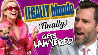 Real Lawyer Reacts to Legally Blonde | LegalEagle