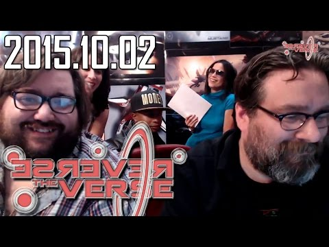 Reverse the Verse: October 2nd, 2015