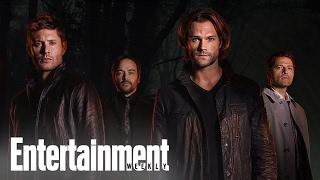 Supernatural Jensen Ackles Jared Padalecki Talk Episode 250 Popfest E