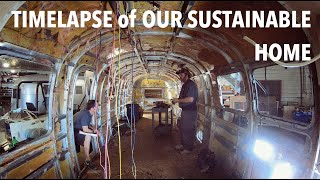 Remaking our sustainable Airstream