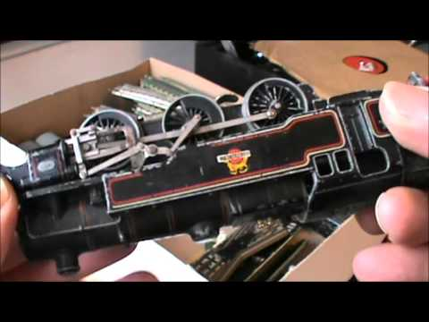 St Mary's Model Railway Club, the mysteries of Meccano and Hornby Dublo 3 rail