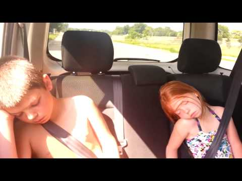 Why not to fall asleep in the car.