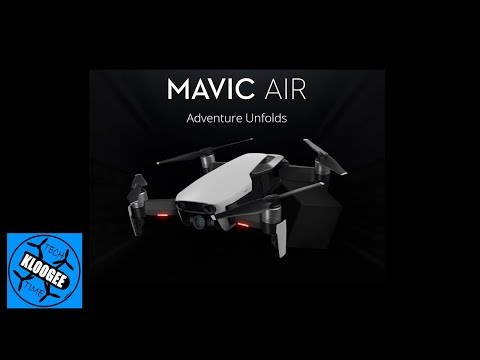 Mavic Air released in a big way for such a small drone!