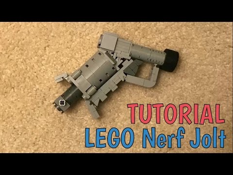 LEGO Nerf Jolt Tutorial