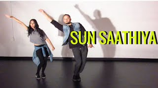 Sun Saathiya Dance - Choreography by Shereen Ladha - ABCD 2